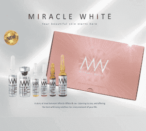Miracle White 35000mg 6 Sessions Glutathione Injection