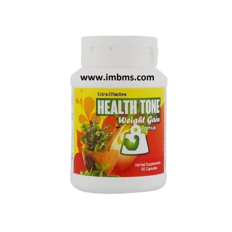 Health Tone Extra Effective Weight Gain 90 Capsules
