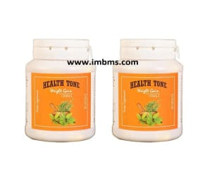 Health Tone Regular Weight Gain 180 Capsules