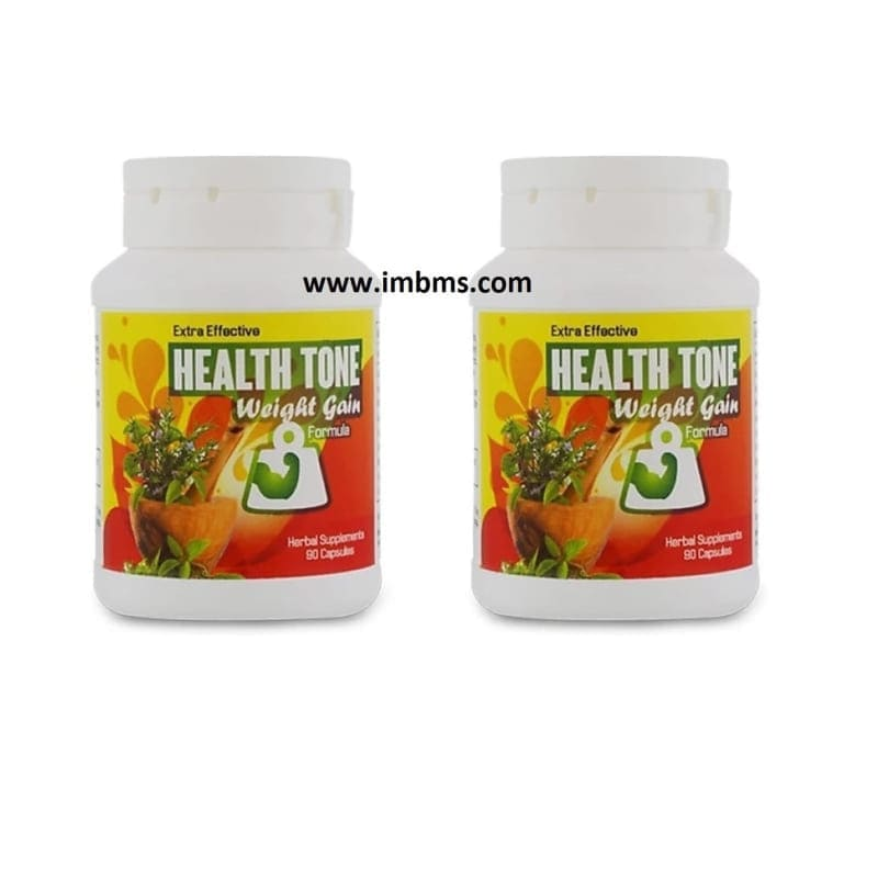 Health Tone Extra Effective Weight Gain 180 Capsules