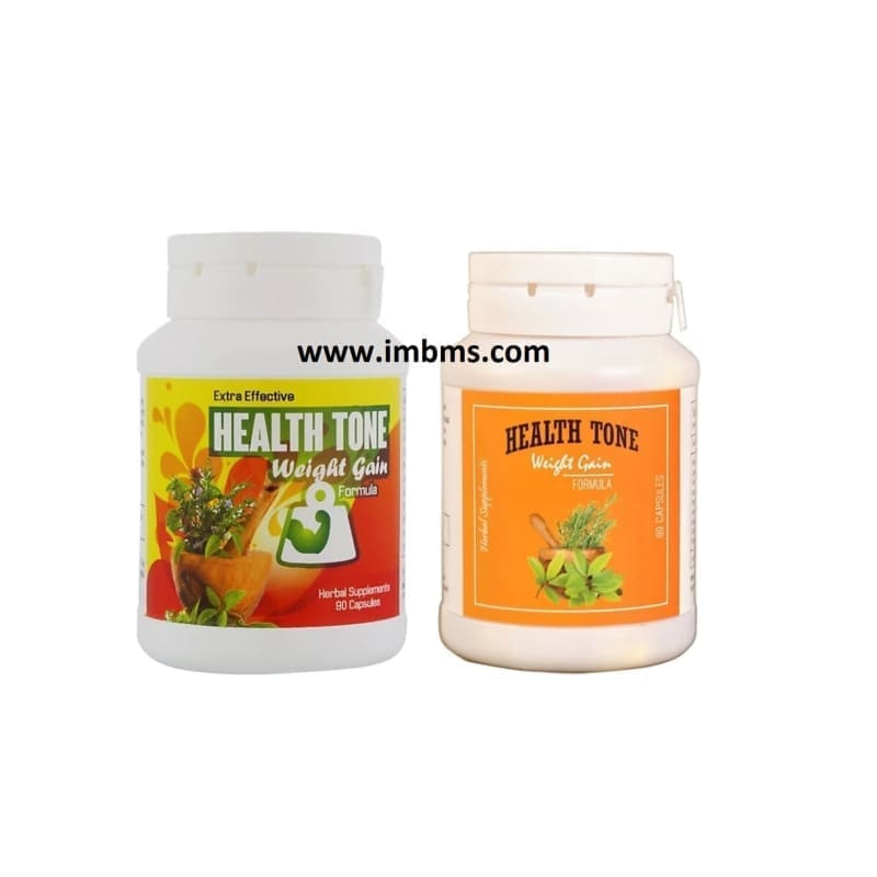Health Tone Extra Effective and Regular Weight Gain Capsules