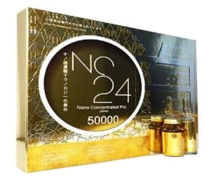 Skin whitening injection nc 24 Skin whitening injection