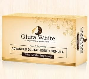 Gluta White Advanced Glutathione Skin Whitening Soap