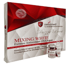 Mixing White Extreme Antioxidants DNA Repair