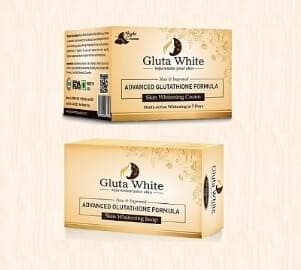 Gluta white Glutathione Cream and Soap