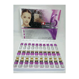 Aqua Veniscy 6 Ultimate strength 10 Sessions Skin Whitening Injection