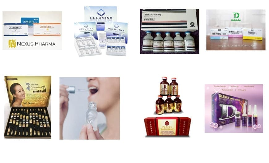 IMBMS is the Best skin whitening injections deliverable Company in India