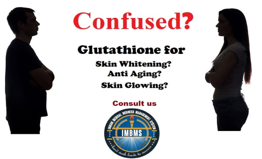 Glutathione Injection Should Decide by the Professionals.....! Not the Patients Why