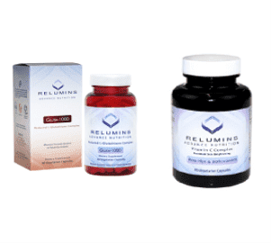 Relumins Gluta 1000mg Reduced Glutathione and Vitamin C 1000mg Capsules
