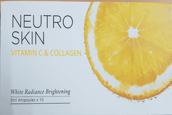 Neutro Skin Vitamin C and Collagen 2000mg