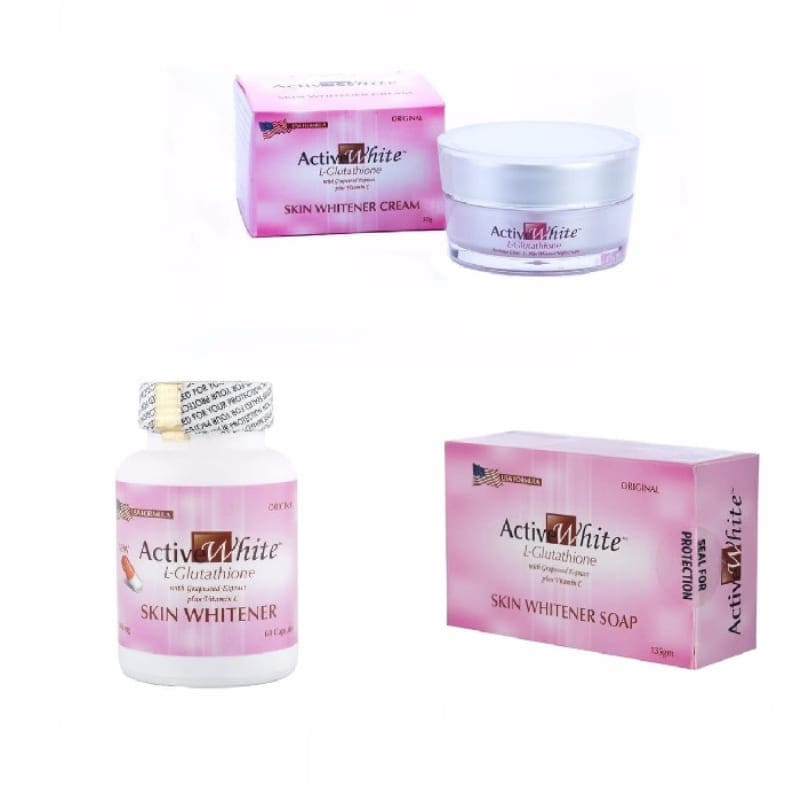 Skin lightening creams & Skin whitening products