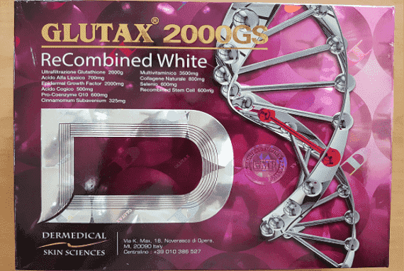 Glutax 2000gs ReCombined White