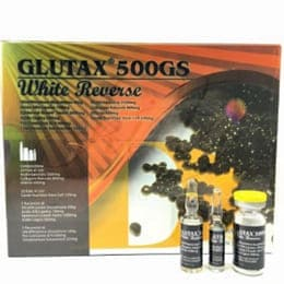Glutax skin whitening injection