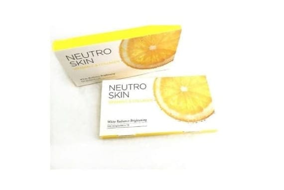 Neutro Skin Vitamin C and Collagen Injection 10 Sessions