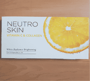 Skin whitening injection Neutro