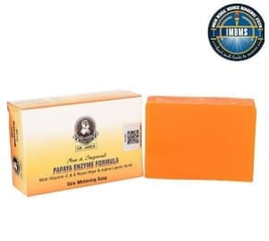 Dr James Enzyme Formula Skin Whitening Soap