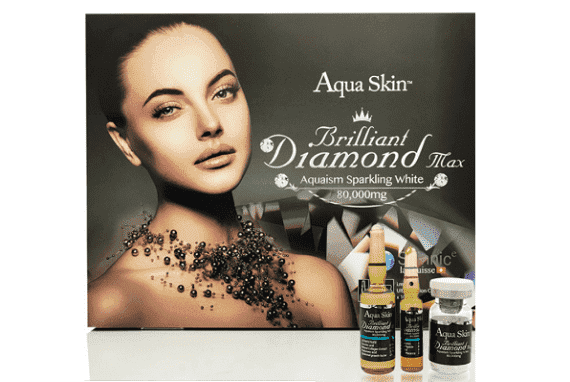 Aqua Skin Brilliant Diamond Max Aquaism Sparkling