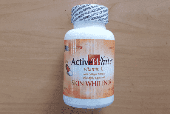 Active White Advanced Vitamin C Capsules