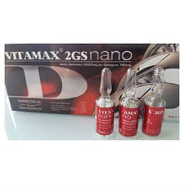 Vitamax 2GS nano Skin whitening injection