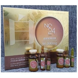 Skin whitening injection Nc 24 Nano