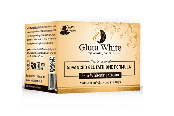 Gluta White Advanced Glutathione Night Cream