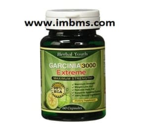 Garcinia Cambogia Extreme Herbal Youth 3000  Maximum Strength Capsules