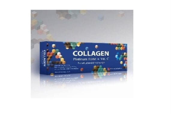 Biocell Collagen Platinum Forte plus Collagen and Vitamin C injection