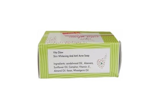 Vita Glow Skin Whitening and Anti Acne Soap