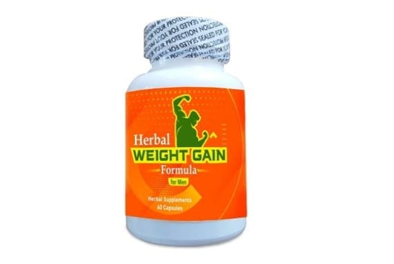Herbal Weight Gain capsules for men