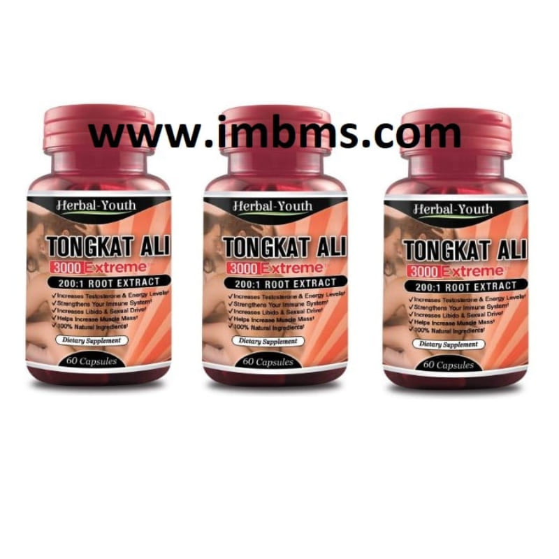 Tongkat Ali 3000 extreme male enhancement capsules