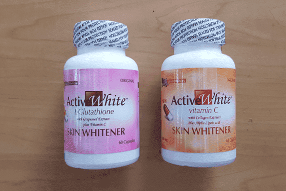 Active White Advanced Glutathione and Vitamin C
