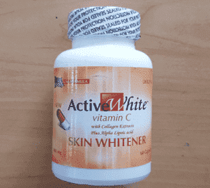 Active White Advanced Vitamin C Skin Whitening Capsules