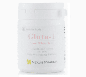 Gluta 1 Nexus Pharma Snow White Glutathione