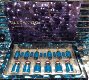 GLUTAX 12Gs Advance HD Synchronized Cellular injection