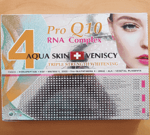 Aqua Veniscy 4 Ultimate strength