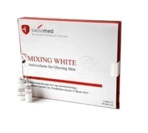 Swissmed Mixing White Energize Glutathione Injection
