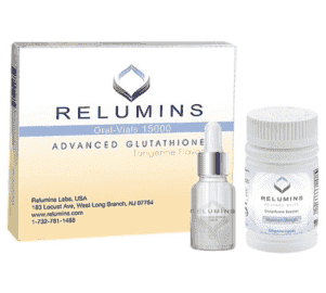 Relumins Skin Whitening Injection